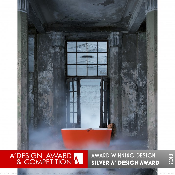 A'Design Award and Competition <br> Silver A' Design Award for Photography and Photo Manipulation Design Category in 2018